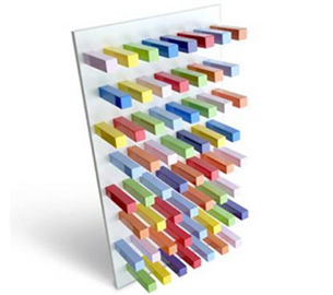 Pop bookcase