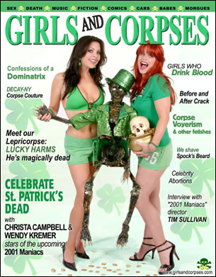 Girls & Corpses