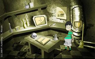 Doctor Ku - The Cellar