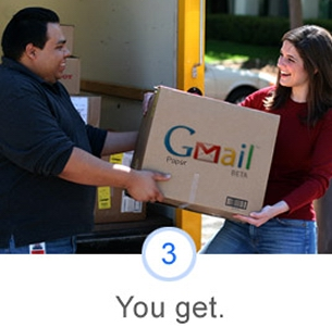 April Fools' Day 2007 - Gmail Paper